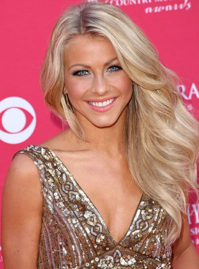 Julianne Hough | Hair Extensions - Looks on Hair Extension Geek - Celebrity Hair Styles, Before & After Shots, Short Hair, Long Hair, Wedding Hair, Popular Hairstyles