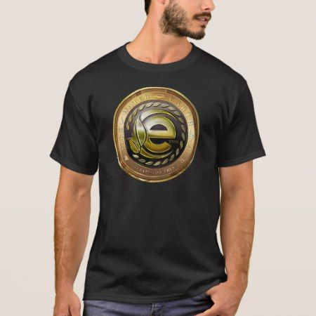 Earthcoin logo T-Shirt - tap to personalize and get yours