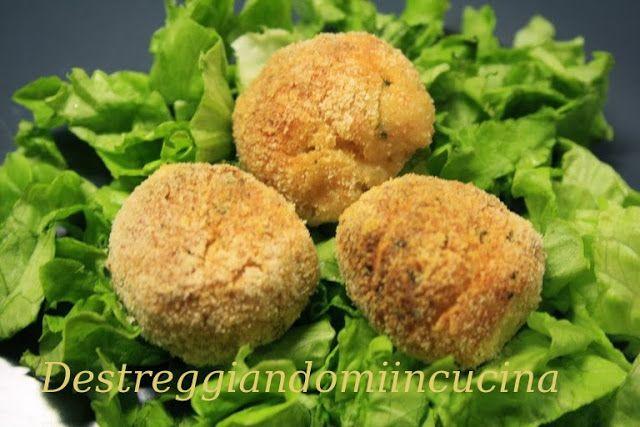 Destreggiandomi in cucina: Crocchette/polpette di verdure e merluzzo