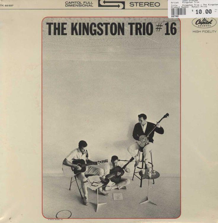 Kingston Trio - The Kingston Trio No. 16