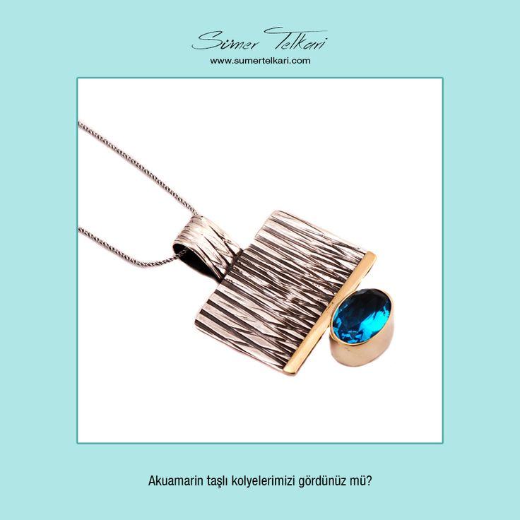 Akuamarin taşlı gümüş kolye modellerimizi gördünüz mü?  http://www.sumertelkari.com/akuamarin-tasli-kolye,TA-300.ht…  #sumertelkari #akuamarin #akuamarinkolye