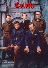 Colditz (1972/74) starring David McCallum, Robert Wagner, Bernard Hepton, Jack Hedley, Christopher Neame, Edward Hardwicke and Anthony Valentine.