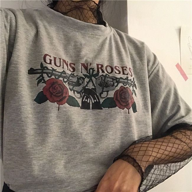 image result for women guns and roses shirt, Guns N Roses shirt shop kozy, Guns N Roses T-shirt, Guns N Roses Sweater
