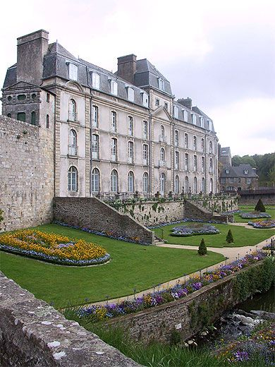 Chateau de l'Hermine.- Châteaux et Manoirs de Bretagne, France