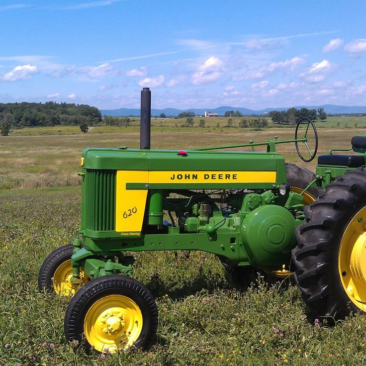 Do you think 1957 John Deere 620 deserves to win the Steiner Tractor Parts Photo Contest?  Have your say and vote today for your favorite antique tractor photos!
