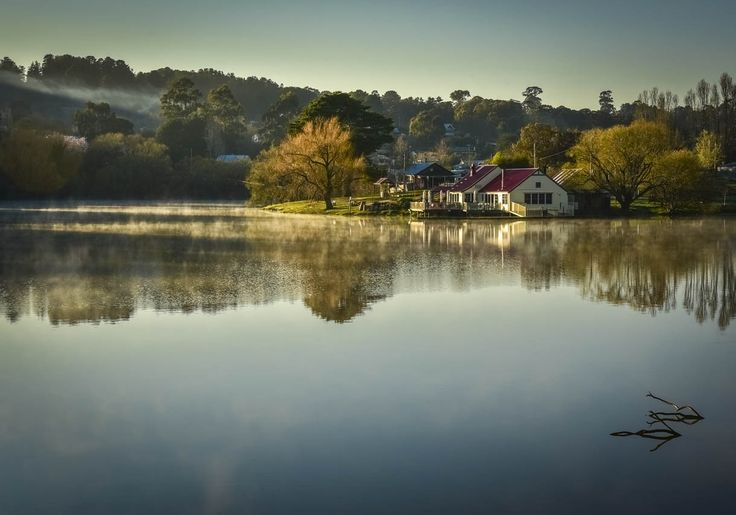 10 things to love about Daylesford, RA Nov16. Photos: Anne Morley. #daylesford #victoria #lakedaylesford