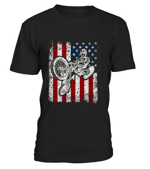 "# BMX Bike Rider Stunt American Flag .  100% Printed in the U.S.A - Ship Worldwide*HOW TO ORDER?1. Select style and color2. Click ""Buy it Now""3. Select size and quantity4. Enter shipping and billing information5. Done! Simple as that!!!Tag: bmx, bike racing, riding, biker, BMX rider, bicycle and cycle bike, bicycle motocross, Motorcycle, Cross Country Bicycle, Off-road Bike Rider, Freestyle Stunts Bmx Biker Life Shirt"