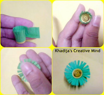 Paper Quilling Card Tutorial Handmade Eid Card Paper