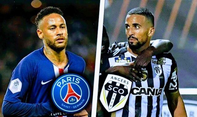 موعد مباراة باريس سان جيرمان وأنجيه والقنوات الناقلة في الدوري الفرنسي Match Of The Day Baseball Cards Anger