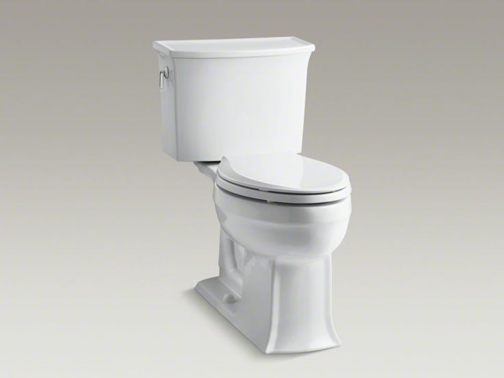 Kohler Archer Comfort Height Toilet Cook Bathroom 2 Pinterest Toilets Technology And Two