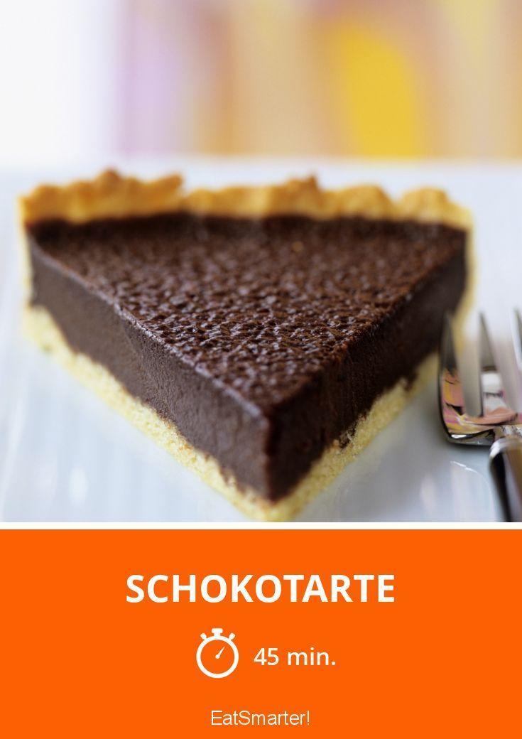 Schokotarte - smarter - Zeit: 45 Min.   eatsmarter.de
