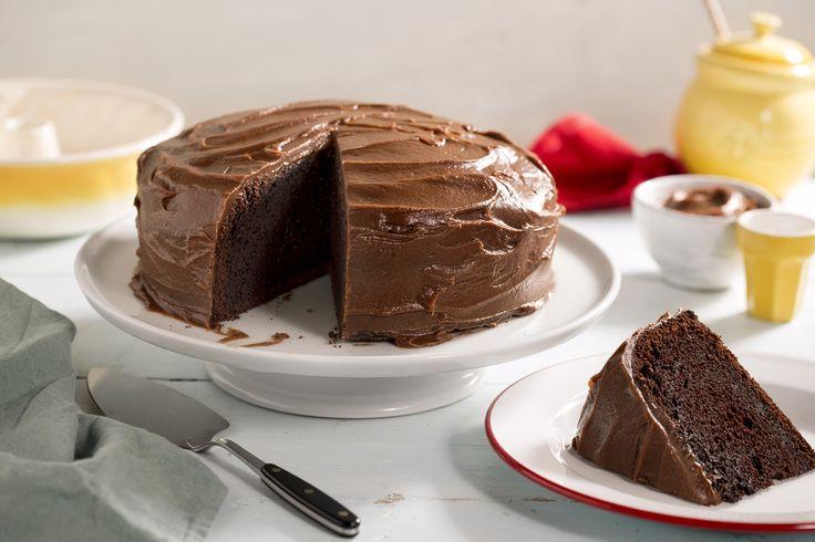 Om du aldri har prøvd majones i sjokoladekakerøra har du noe godt i vente. Oppskriften finner du her.