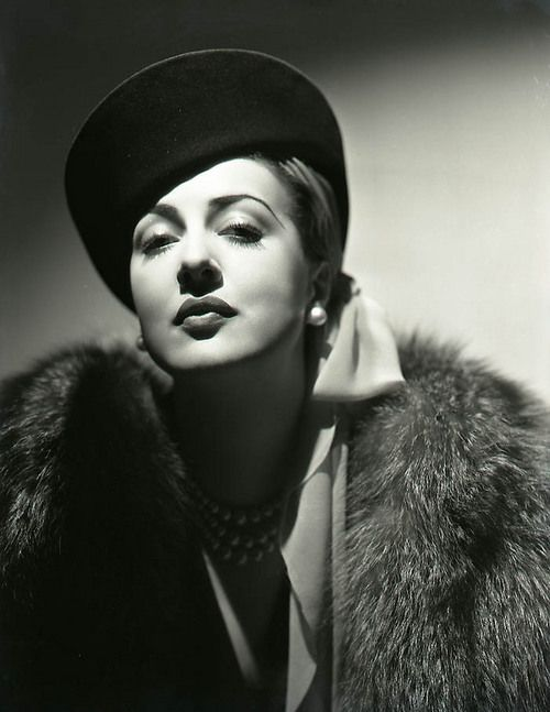 GYPSY ROSE LEE  photo by GEORGE HURRELL