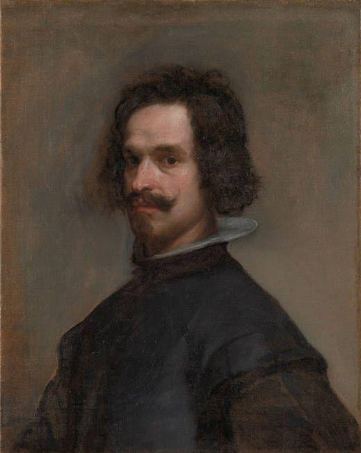 Retrato de caballero, Diego Velázquez