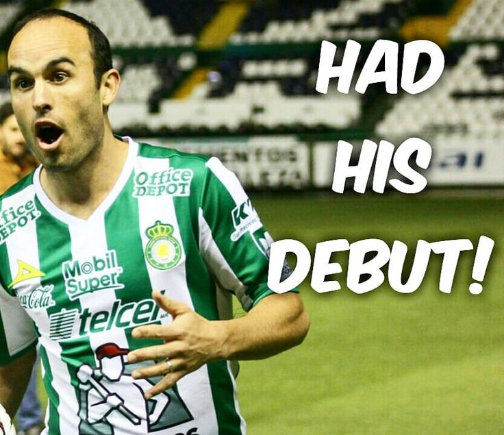 Landon Donovan has his debut with his new team (Club Leon) yesterday! He entered the game in the final 7 minutes to play against Puebla. Do you think he's going to be crucial for the team's success in this season of Liga MX?