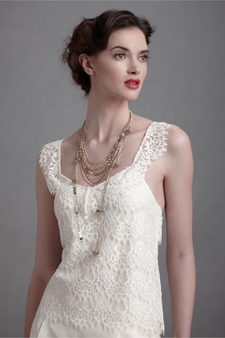 To-The-Air Top in SHOP Sale Wedding Dresses at BHLDN