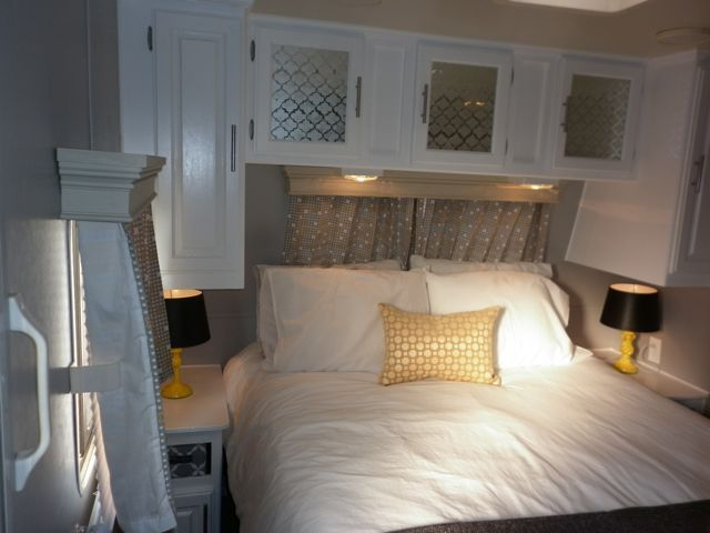 23 Best Images About Camper Renovation Before After On