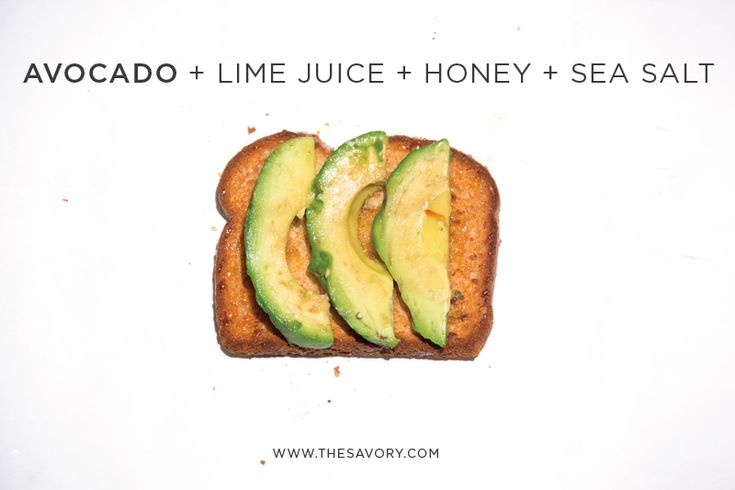 9 Bangin' New Ways to Make Avocado Toast | Obsev