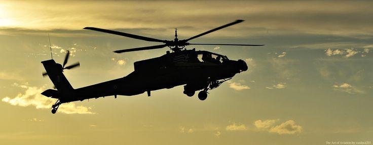 AFW 2015 Boeing AH-64 Apache Ελληνική Αεροπορία Στρατού