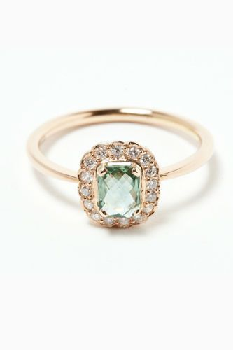 30 Coloured-Stone Engagement Rings - sapphire, ruby, emerald & more | Stylist Magazine