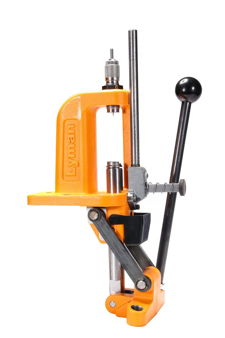 Lyman® Products New Brass Smith Victory™ Press, the Workhorse for the Reloading BenchSuper sturdy, the Victory™ Press features a newly designed straight line primer feed.   Auction Armory