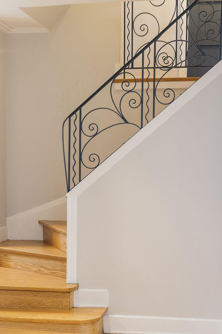 Architecture / Design / Détail / Contemporain / Escaliers / Bois // Interior Design / Stairs / Staircase / Wood