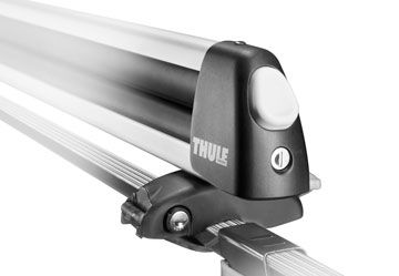 Thule FlatTop 4 & 6 Ski Rack - Best Price & Reviews on Thule Universal Flat Top Ski Racks for Cars, Trucks & SUVs