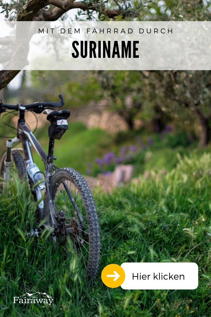 Urlaub Suriname Erleben Fairaway Individuelle Rundreisen Mit Bildern Reisen Fahrradtour Rundreise