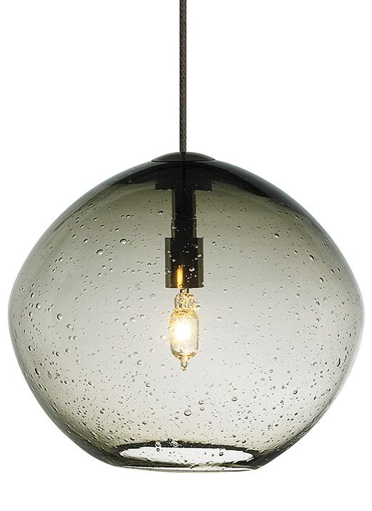 Lbl lighting isla 1 light low voltage mini pendant in bronze