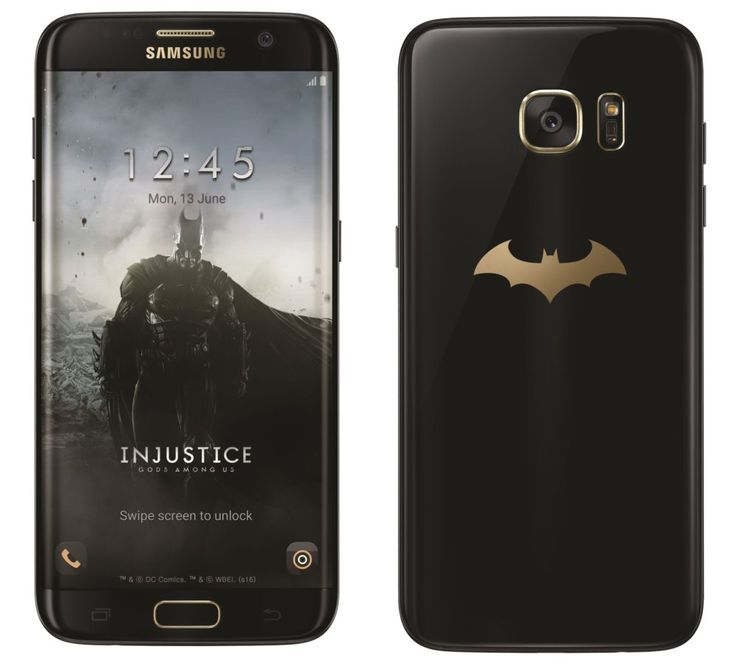 Le Samsung Galaxy S7 edge enfile sa cape avec une édition spéciale Batman - http://www.frandroid.com/marques/samsung/360574_samsung-galaxy-s7-edge-enfile-cape-masque-edition-speciale-batman  #Samsung, #Smartphones