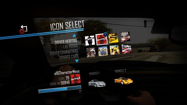 INTERFACE DESIGN FOR VIDEO GAMES by Ryan Mah, via Behance