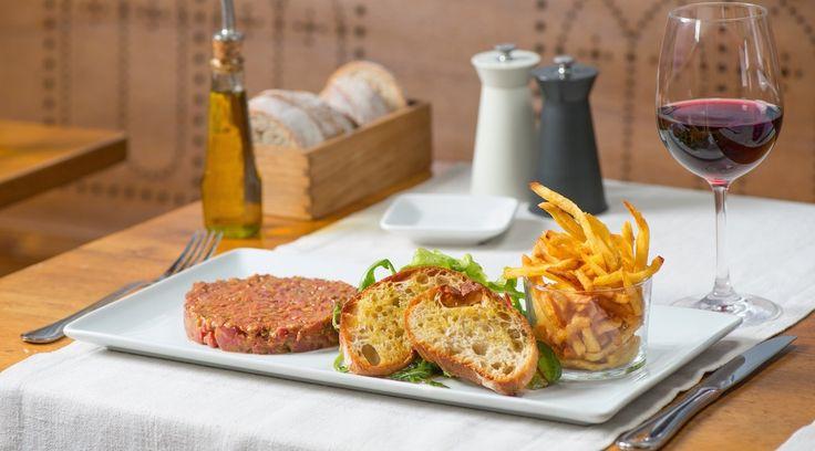 Restaurant Cafe des Bains, Geneva.  #foodpic