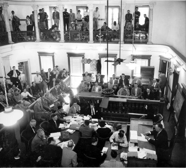 Jesse Washington - courtroom