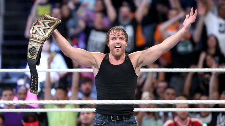 Campeón Mundial de Peso Completo WWE Roman Reigns vs. Seth Rollins: fotos