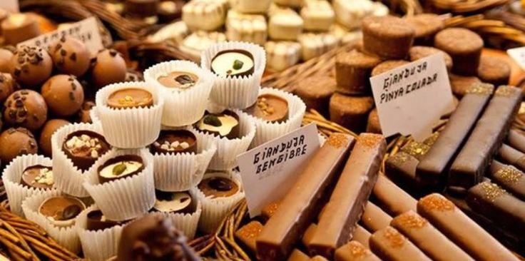 Torna a Milano la Festa del cioccolato, dall'11 al 18 dicembre 2016