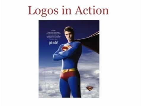 Persuasive essay using ethos pathos and logos