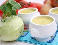 Koolrabi soep recept