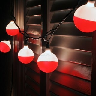 1000 ideas about glass pokeball on pinterest sailor for Fish string lights