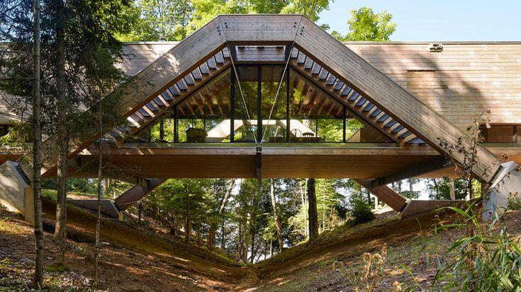 The Bridgehouse by Llama Urban Design