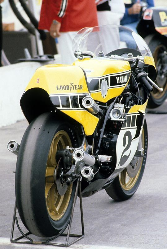 King kenny's Yamaha TZ/OW based two-stroke