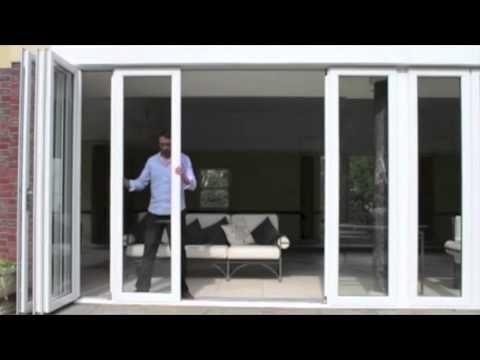 The Smart Patio Door | The Affordable Folding Door