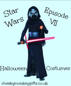 'Star Wars Episode VII' Halloween Costumes - Cheeky Monkey