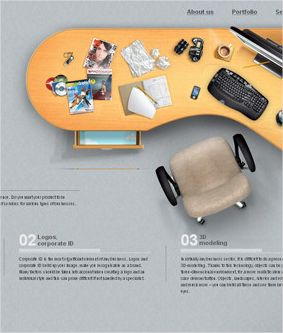 M s de 1000 ideas sobre dise os de sitios web en pinterest for Elementos para oficina