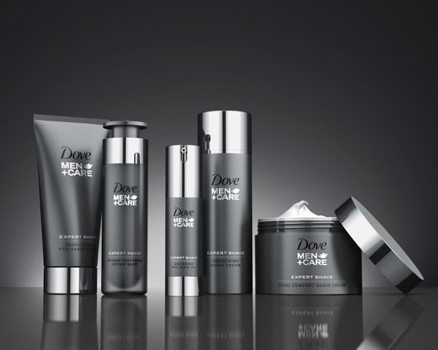 Dove Men+Care Expert Shave (Refinery) on Packaging of the World - Creative Package Design Gallery