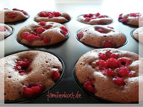 Rezept für einfache  Muffins ohne Ei, das sich nicht nur für Allergiker eignet