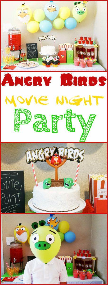 Quieres tener una Noche de pelicula con Angry Birds?   #AngryForSavings Ad @Cole         |          The Blog By Taina