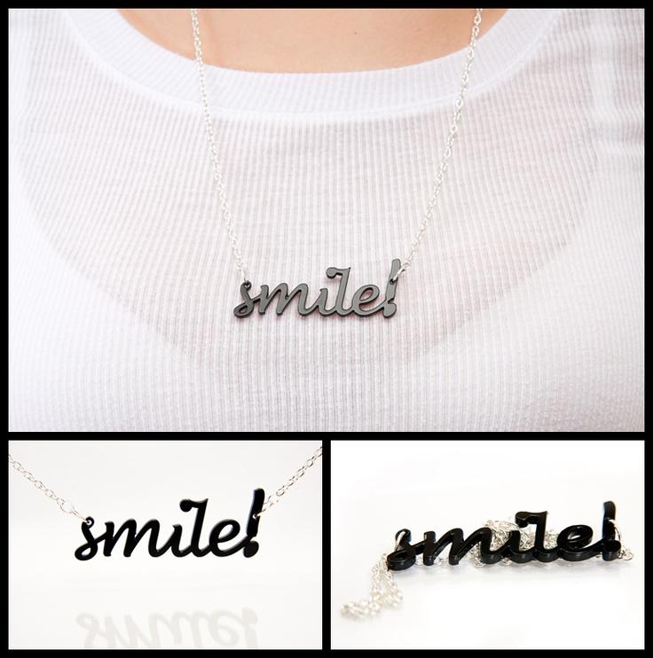 Pandantiv Smile