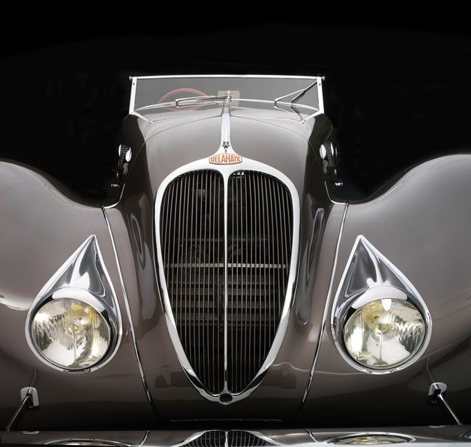 The highly anticipated Sensuous Steel: Art Deco Automobiles exhibit will be at the Frist Center from June 14-September 15 this summer #HotNashville