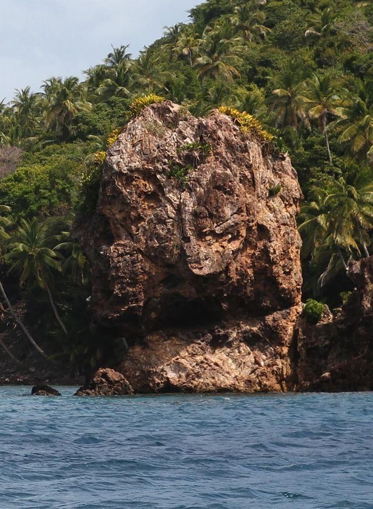 La Cabeza de Morgan - Isla de Providencia, Colombia…