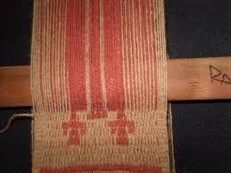 Resultado de imagen para tejido a telar mapuche